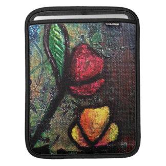 Painted Tulips iPad Sleeve