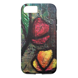 Painted Tulips iPhone 7 Case