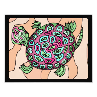 Painted Turtle Card