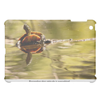 Painted Turtle with itude Cover For The iPad Mini