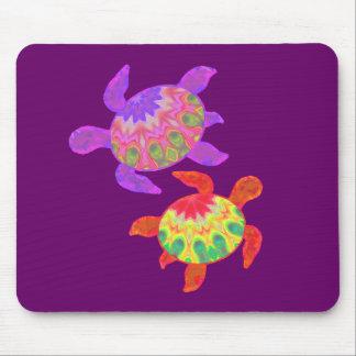 Painted Turtles Mousepad