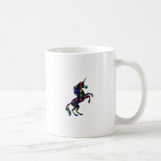 Painted UNICORN horse fairytale navinJOSHI NVN100 Classic White Coffee Mug