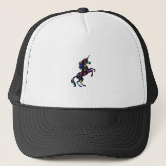 Painted UNICORN horse fairytale navinJOSHI NVN100 Trucker Hat