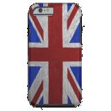 Painted Union Jack Tough iPhone 6 Case