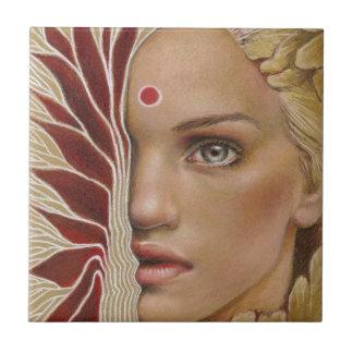 Painted Veil Tile