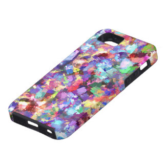 Painted Wall iPhone 5 Cover