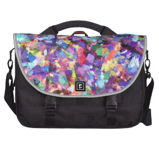 Painted Wall Laptop Bags