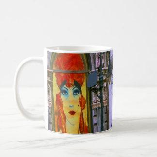 Painted Windows ~ Coffee Mug