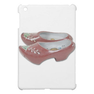 PaintedWoodenShoes050111 Case For The iPad Mini