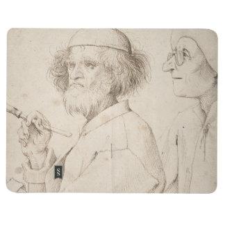 Painter and Connoisseur by Pieter Bruegel Journals