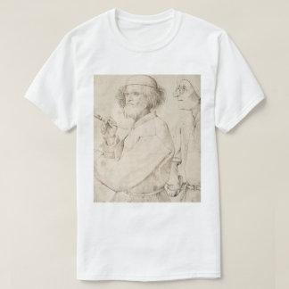 Painter and Connoisseur by Pieter Bruegel T-Shirt