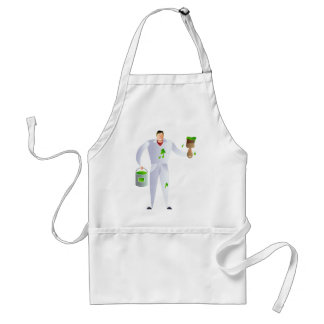 Painter and Decorator Adult Apron
