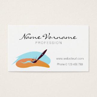 Painter Business Card