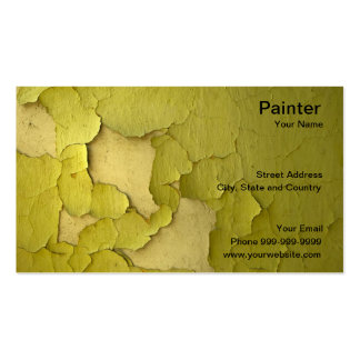 painter Double-Sided standard business cards (Pack of 100)