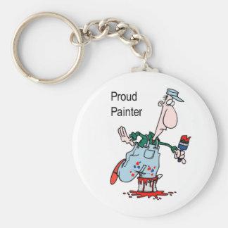 Painter keychain