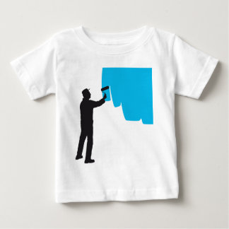 Painter one infant t-shirt