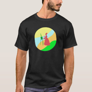 Painter paintress T-Shirt