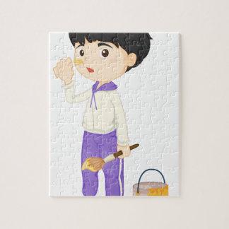 painter puzzles