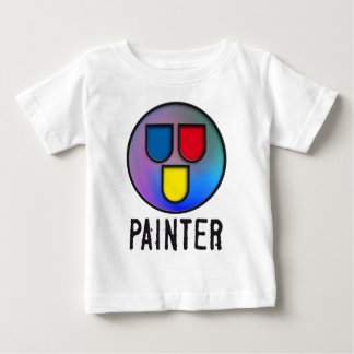 painter symbols baby T-Shirt