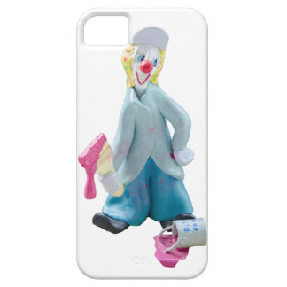 Painter the Clown iPhone 5 Cases