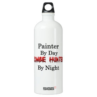 Painter/Zombie Hunter Water Bottle
