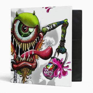 PainterEyes-002 Vinyl Binder