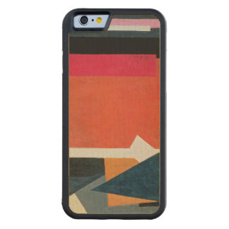Painterly Architectonics, 1916-17 Carved® Maple iPhone 6 Bumper Case