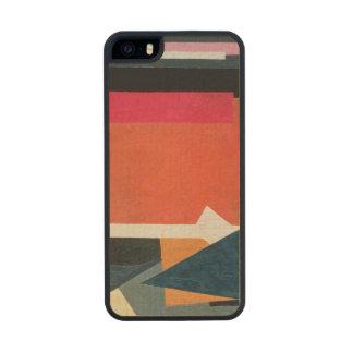 Painterly Architectonics, 1916-17 Carved® Maple iPhone 5 Case