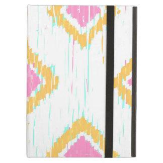 Painterly Ikat Pattern iPad Air Folio Case by KCS iPad Air Cases