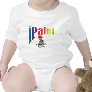 Painters Baby Bodysuit