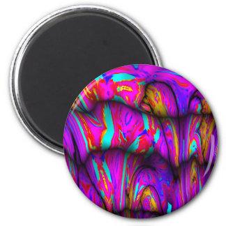 painter's dream 2 inch round magnet