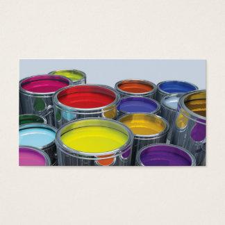 Painter's Edge Business Card