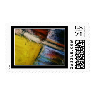 PAINTER'S EDGE - LIMITED EDITION STAMP