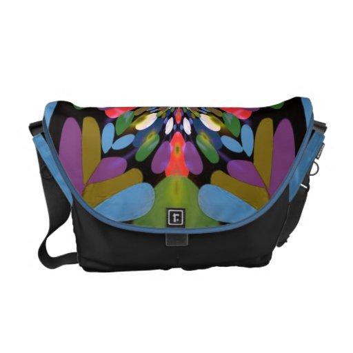 Painters Palette Rickshaw Messenger Bag