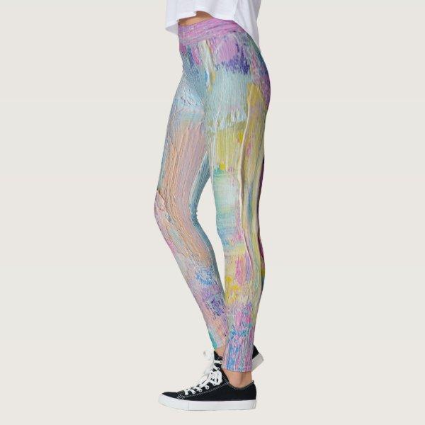 Painter's Pants Pop Fashion Leggings