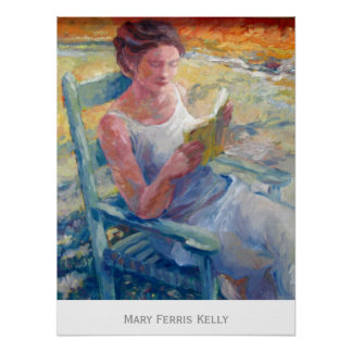 painting2, Mary Ferris Kelly, Mary Ferris Kelly Poster