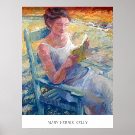 painting2, Mary Ferris Kelly, Mary Ferris Kelly Poster