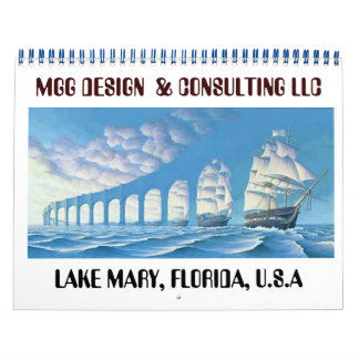 PAINTING 9 copy, MGG DESIGN  & CONSULTING LLC  ... Calendar