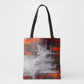 Painting Abstract Art #14 Tote Bag