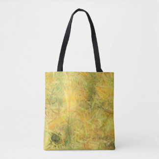 Painting Abstract Art #18 Tote Bag