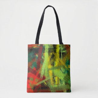 Painting Abstract Art #20 Tote Bag