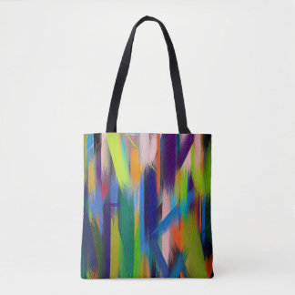 Painting Abstract Art #4 Tote Bag