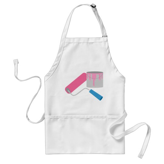 Painting Adult Apron