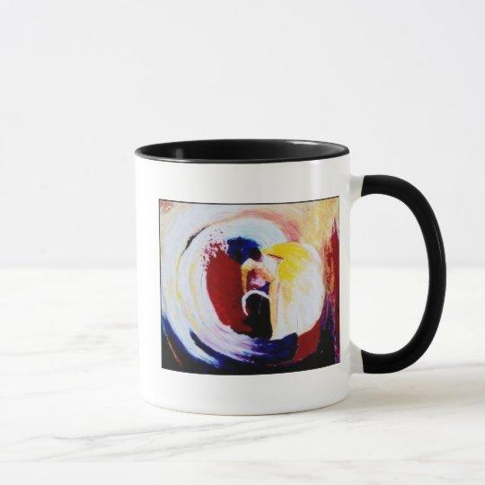 Painting Bullfighter Mug