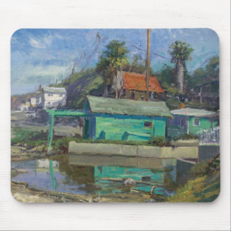 Painting by Jeff Hom Mouse Pad