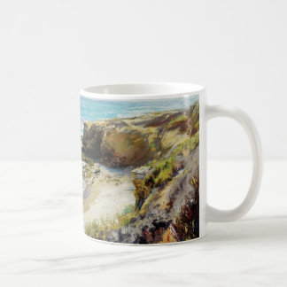 Painting by Jeff Horn Classic White Coffee Mug