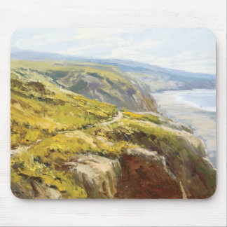 Painting by Jeff Horn Mouse Pad
