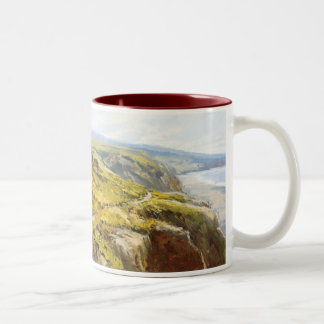 Painting by Jeff Horn Mugs