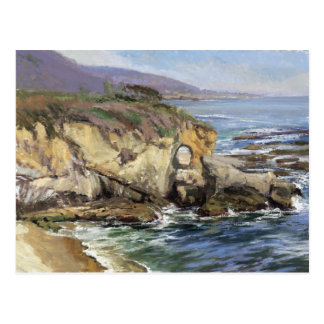 Painting by Jeff Horn Postcard