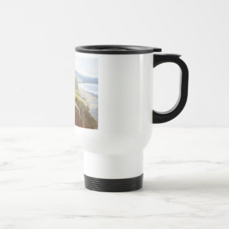 Painting by Jeff Horn Travel Mug